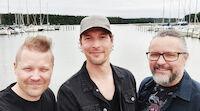 Rajamaa-Salesvuo-Tolonen; Summer Jam Kasinoterassi Lappeenranta