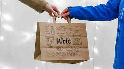 Rossosta voit tilata kotiinkuljetuksen Seinäjoelle Woltilla!