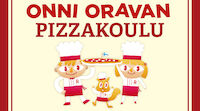 Onni Oravan pizzakoulu ti 27.2. Seinäjoen Rossossa