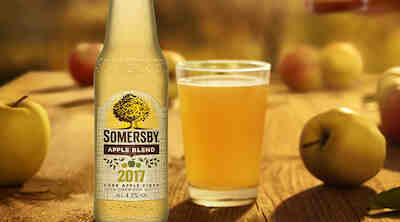 SOMERSBY APPLE BLEND