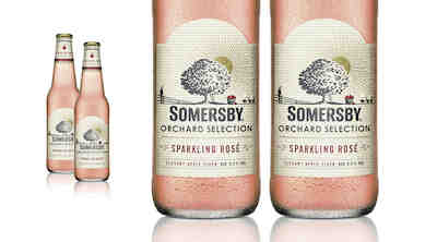 Somersby Orchard Selection Sparkling Rosé