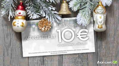 Ravintolat Helsinki joululahja lahjakortti ruokailu
