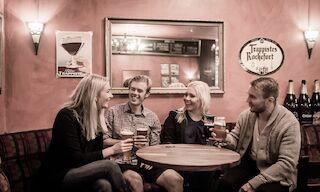 Helsingin suosituin olutravintola