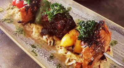 Ravintola Vltavan maukas uusi ruokalista
