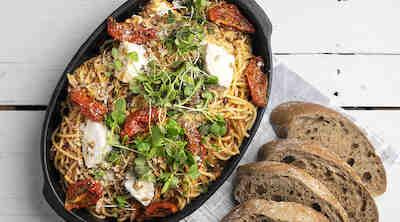 Nyt saat Spaghetterian pastat myös meiltä