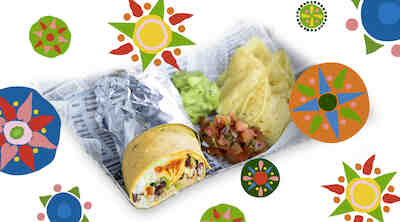 Kuukauden burrito edulliseen omistajahintaan!