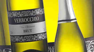 Kuohuviini Verrocchio Vino Spumante Brut vain 15 € BBQ House ravintolassa Helsingissä.