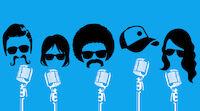 Huhtikuun karaoketeemat Kaivopihan Karaokekellarissa Helsingissä