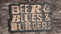 Beer, Blues & Burger Jasmine WG & Ben Granfelt