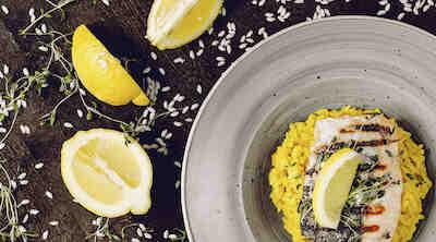 Ravintola Italossa Helsingissä on uusi ruokalista
