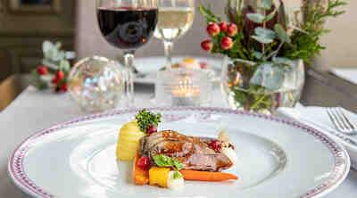 Ravintola Kappelin perinteinen joululounas