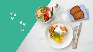 Tilaa ruoka kotiin Syökotona.fi:stä ja hyödynnä kuljetustarjous