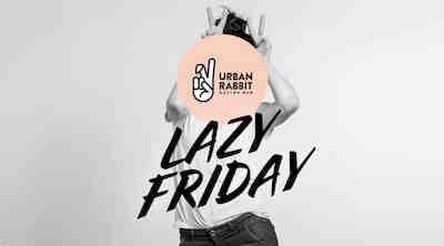 Perjantain pehmeät afterit Urban Rabbitissa