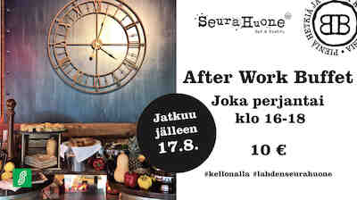 After Work Buffet Bar&Bistrossa