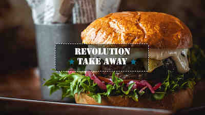 Revolution take away