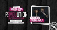 Iholla-ilta: Kalevauva.fi 18.1.2019