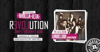Iholla-ilta: Uniklubi 4.5.2018