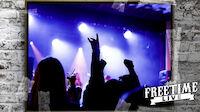 Mustaineth plays Megadeth Pe 28.4 @ Freetime Jyväskylä