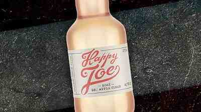 Happy Joe Rosé s-etukortilla 6,00€ 31.3.2018 asti
