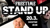 STAND UP @Freetime Jyväskylä pe 20.3.2020 liveto.io