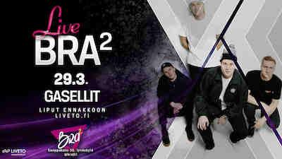 Bra Live: Gasellit 29.3