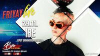 Friyay Live: IBE 29.11