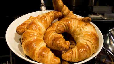 Coffee Housen herkulliset croissantit