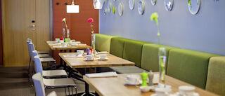 Solo Sokos Hotel Paviljongin tilausravintola auki tapahtumien aikaan tai sopimuksen mukaan