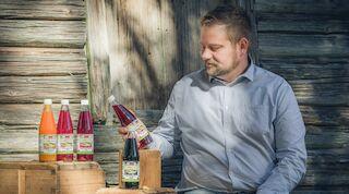 Ravintola Trattoria Aukio Jyväskylä, Ylä-Porkkalan Tila