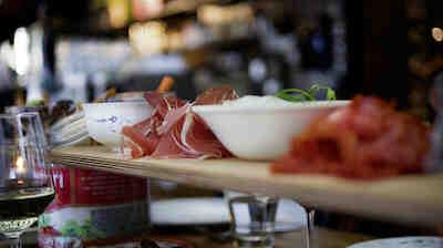 Italian Table - Serrano