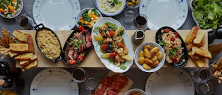Intohimona italialainen ruoka, viini ja yhdessäolo
