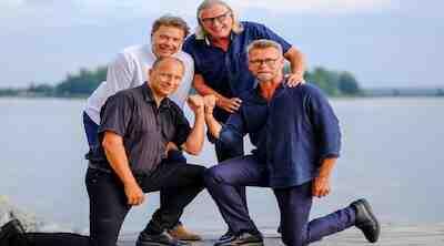 Allan & The Astronauts Villa Sandviken