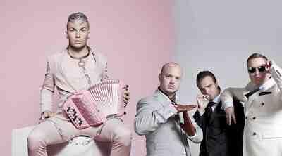 KPO Rewell Nights: Antti Tuisku & Teflon Brothers
