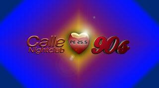 Calle Loves The 90's, 25.5.18