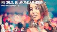 Dj Amanda Harkimo Calle Nightclub