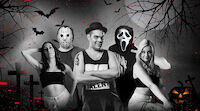 Pe 2.11. Supreme Halloween - Kokkolan kauheimmat bileet!