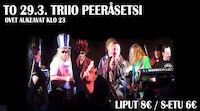 Calle Nightclub Triio Peeråsetzi