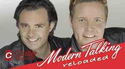 Modern Talking reloaded Calle nightclub Kokkola