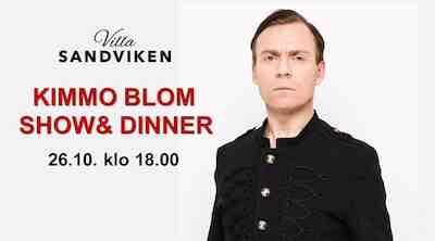 Kimm Blom Villa Sandviken