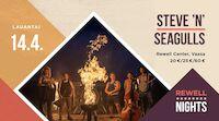 Rewell Nights Steve 'n' Seagulls, Kotipelto & Liimatainen
