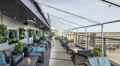 sky vaasa SKY Bar & Terrace Vaasa