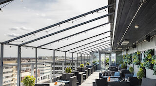 sky bar & terrace Vaakuna Vaasa kattoterassi skybar