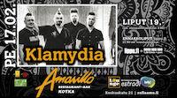 Amarillo Kotka Klamydia 17.2.2017