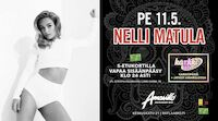 Amarillo Kotka Live! Nelli Matula 11.5.