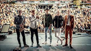 Jazz Brunch Kajaanin Sulossa su 11.8. klo 11-13