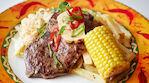 Texas grill steak 19,90 (26,50) ja isälle kakkupala isänpäivänä su 10.11.