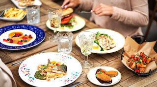 rosso sulo abc ruoat virvokkeet -15% syysloma ravintola etu ulkona syöminen tekee hyvää