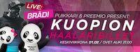 Kuopion Haalaribileet feat. Brädi La 1.2.