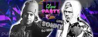 UV Glow Party x SONNY x Puikkari Kuopio Pe 7.4.