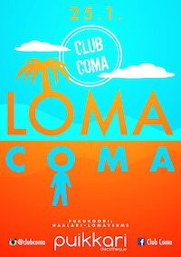 Lomacoma Ke 25.1. @Puikkari